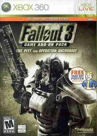 Descargar Fallout 3 – OP Oncherage + The Pitt [Spanish] por Torrent